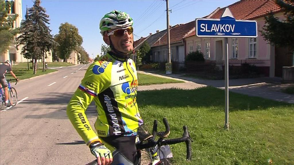 Nejvíc kilometrů - 786 najel slovenský ultramaratonec Richard Meleg