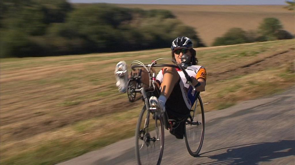 Jezdci zvolili různé cyklistické prostředky