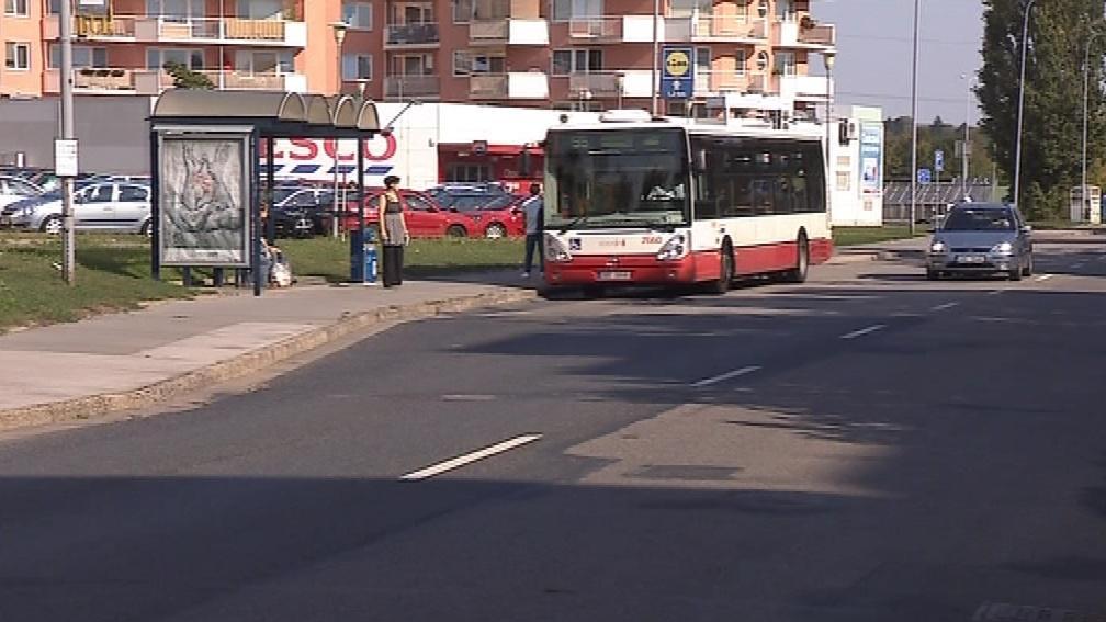 Incident se stal kousek za zastávkou Špačkova