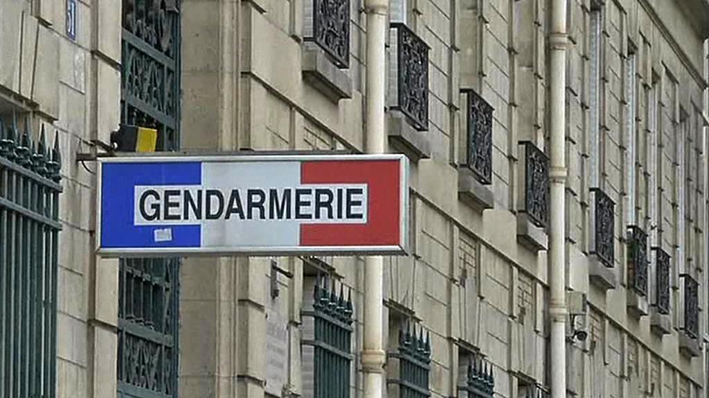 Francouzské četnictvo