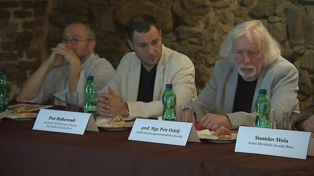 Kampaň sjednotila brněnská divadla