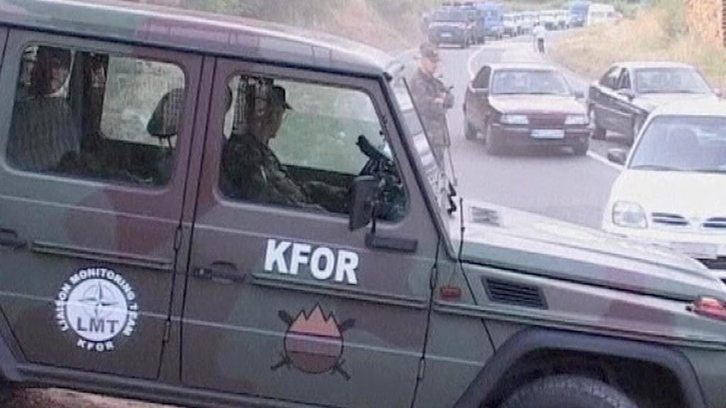 Jednotky KFOR