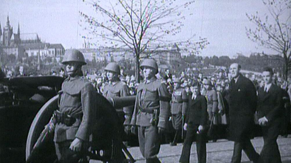 Pohřeb T. G. Masaryka