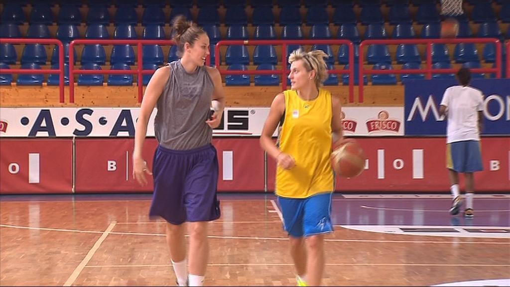 Hana Horáková si v Brně zahraje i s vítězkou WNBA z roku 2009 Nicole Ohldeovou