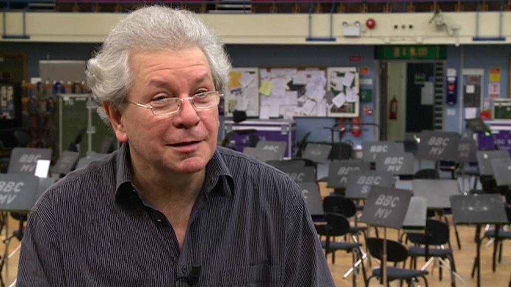 Dirigent Jiří Bělohlávek