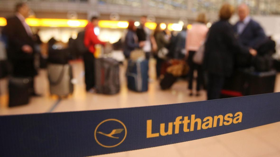 Stávka společnosti Lufthansa