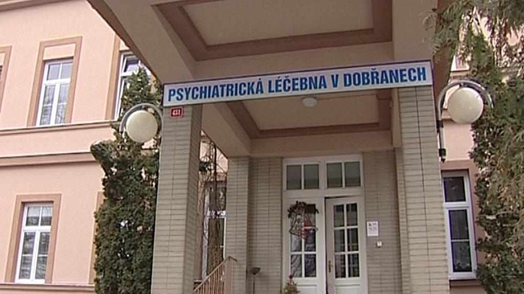 Psychiatrická léčebna v Dobřanech
