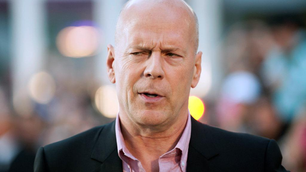 Bruce Willis v Torontu