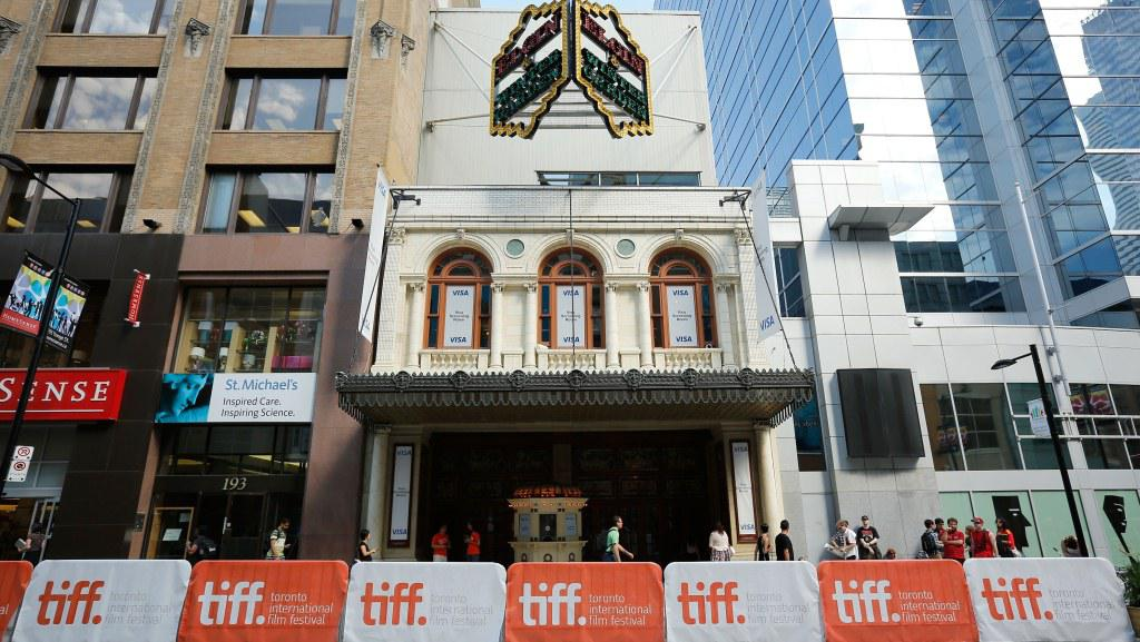 Mezinárodní filmový festival v Torontu