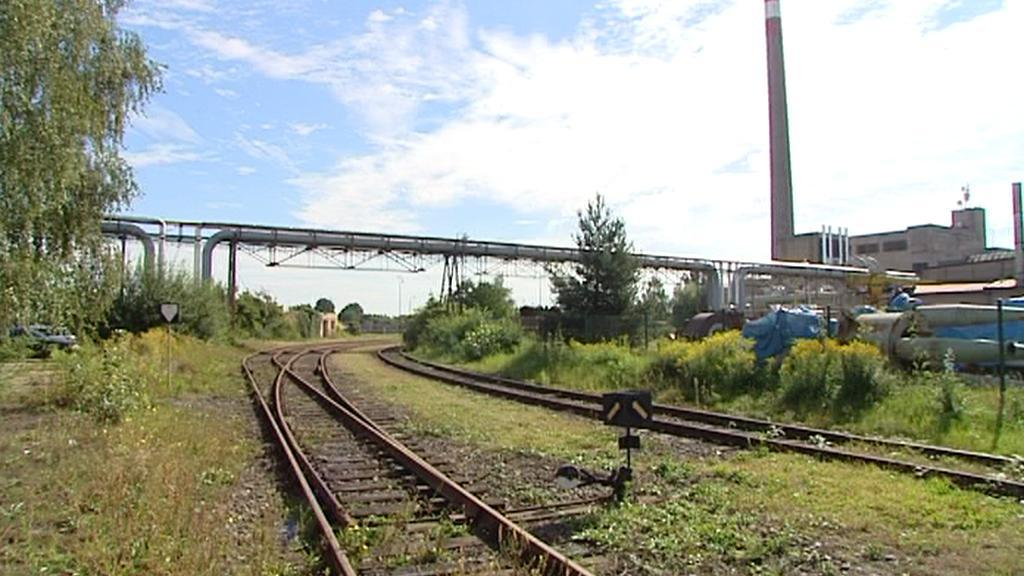 Areál bývalého podniku Transporta
