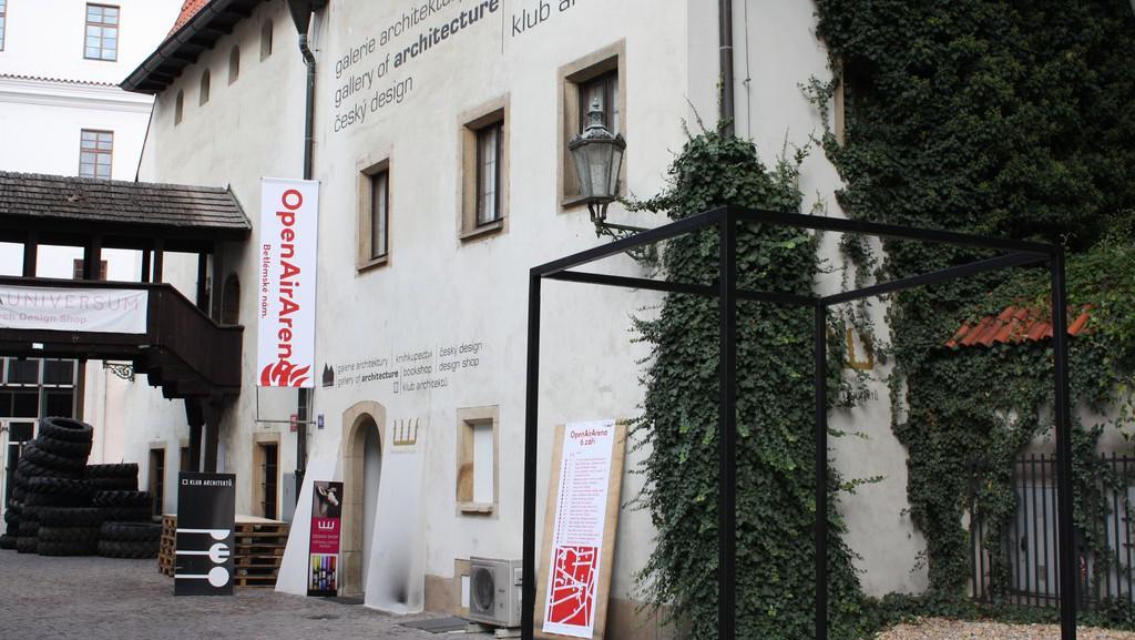 Betlémská kulturní noc / Galerie Jaroslava Fragnera