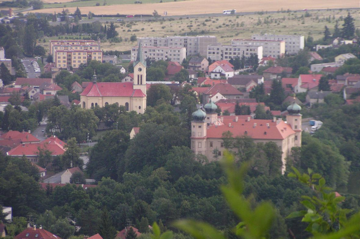 Mníšek pod Brdy