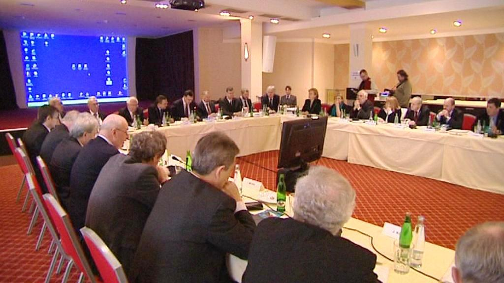 Konference rektorů