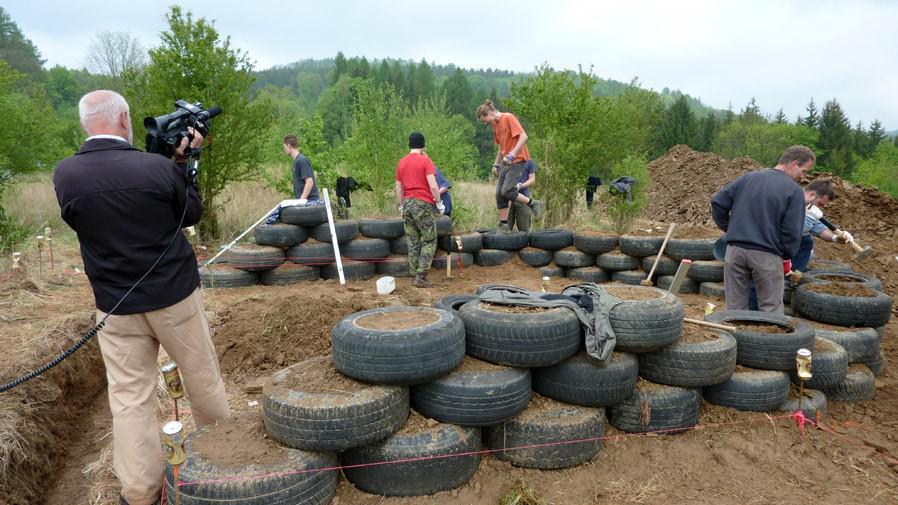 Stavba české zemělodi