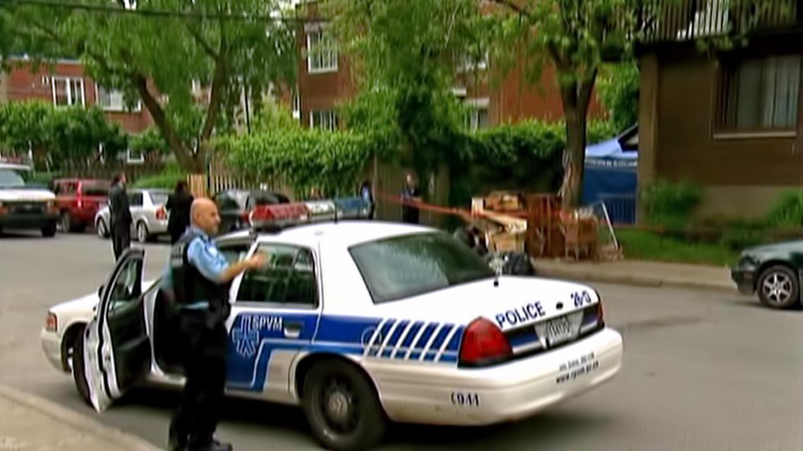 Kanadská policie