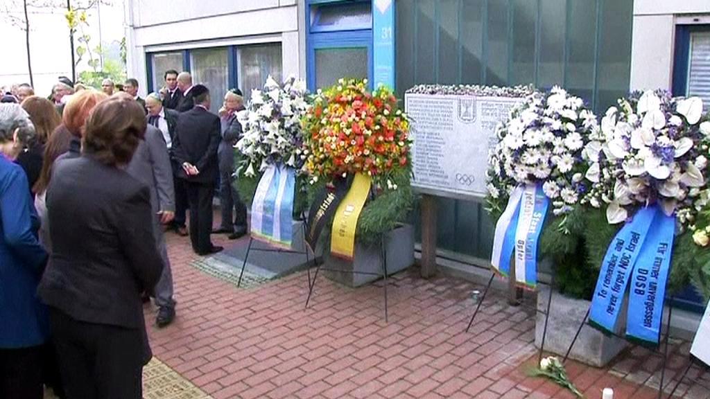 Vzpomínka na oběti z Mnichova 1972