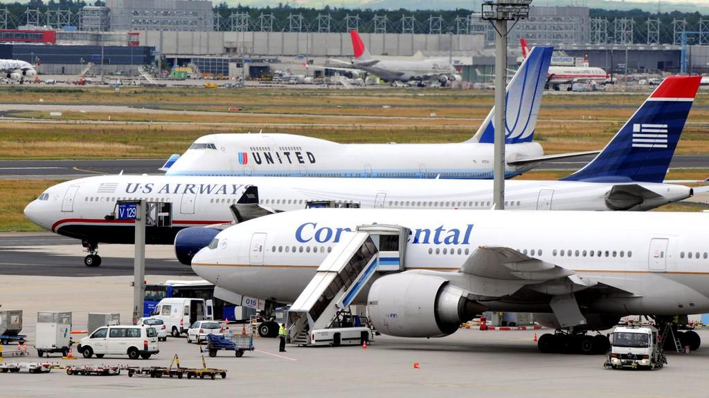 Americké aerolinky