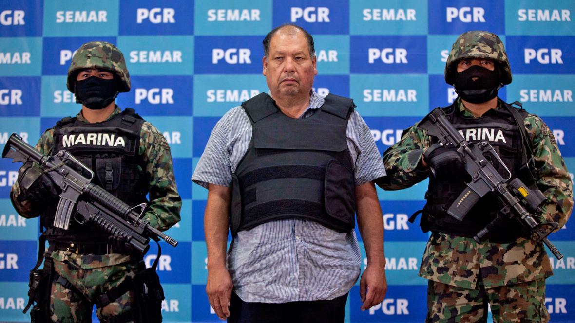 Zatčení Maria Cárdenase