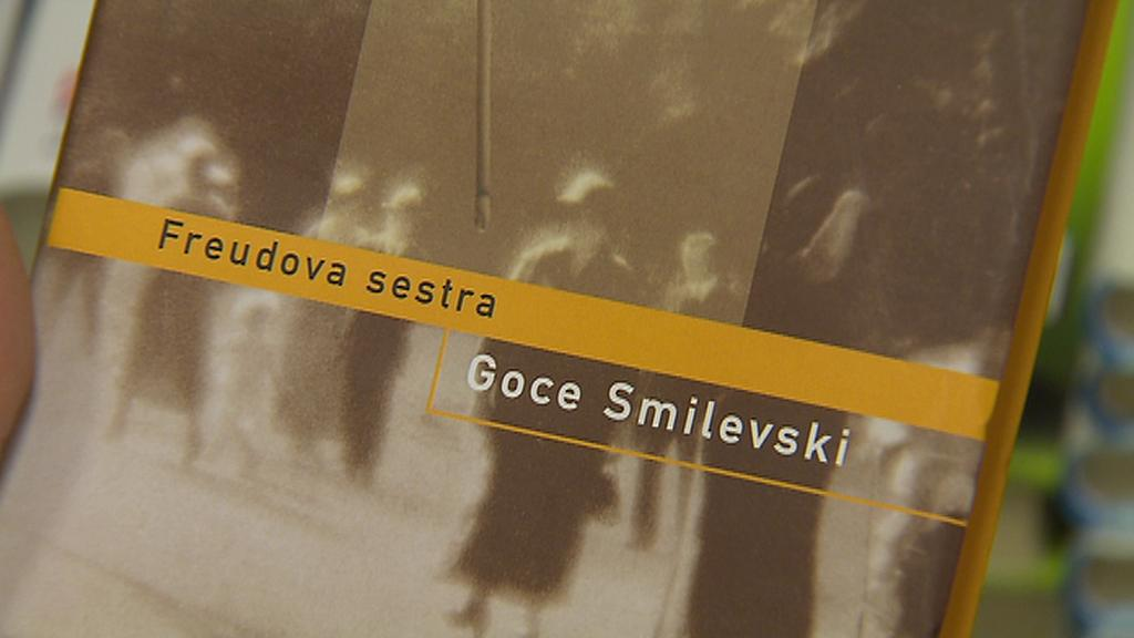 Goce Smilevski - Freudova sestra