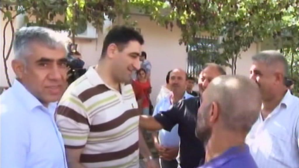 Ramila Safarova vítali doma jako hrdinu