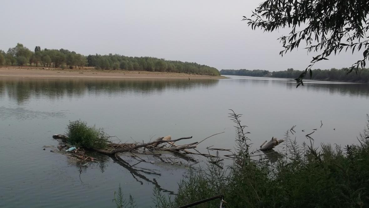 Řeka Sáva