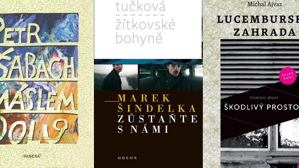 Finalisté Ceny Josefa Škvoreckého za rok 2011