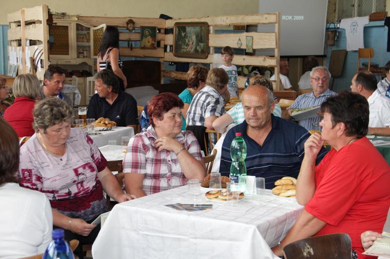 Setkání rodáků v Teplýšovicích