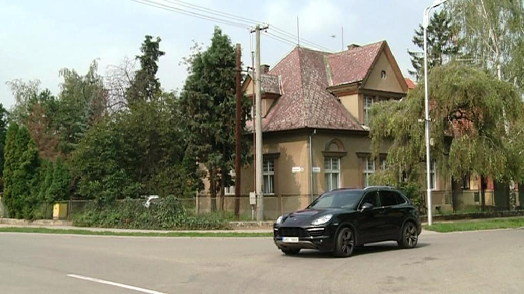 Sídlo prostějovského Klokánku