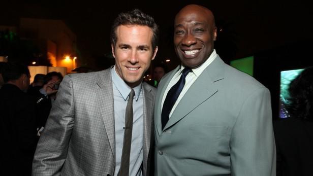Ryan Reynolds a Michael C. Duncan