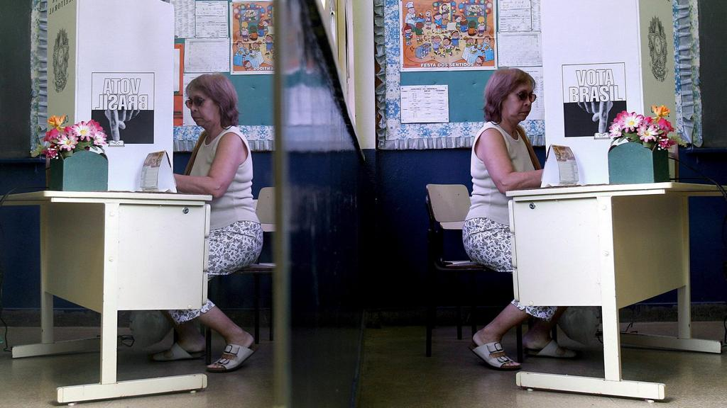 Volby v Brazílii