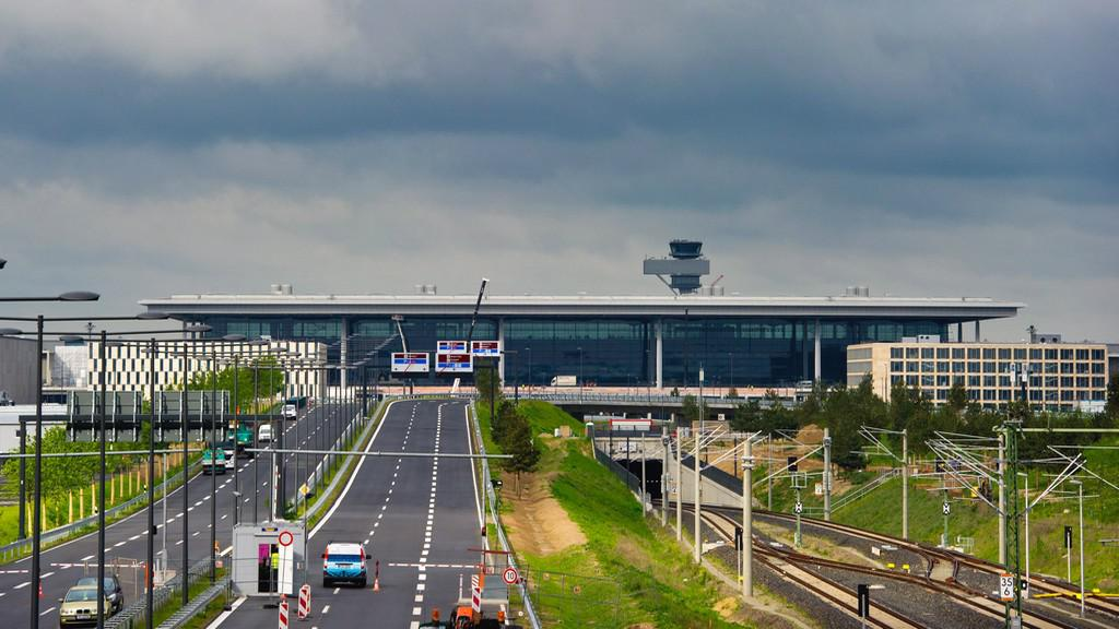 Nové berlínské letiště