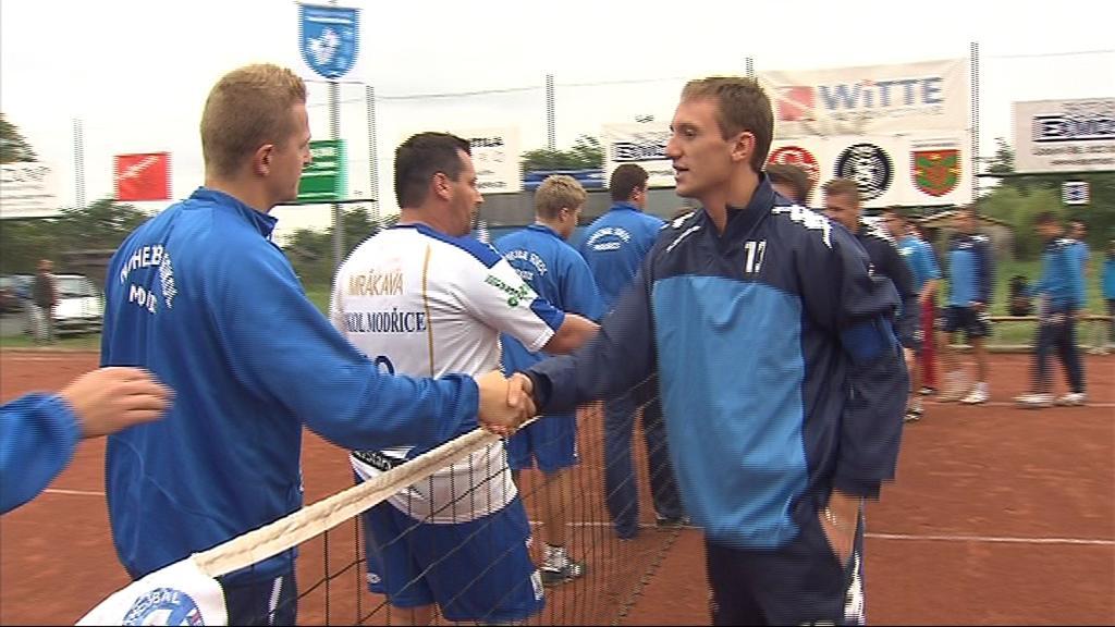 V Čelákovicích by Modřice mohly rozhodnout o postupu do finále