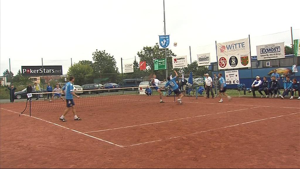 V loňském play-off proti Čelákovicím rozhodly Modřice až ve třetím zápase