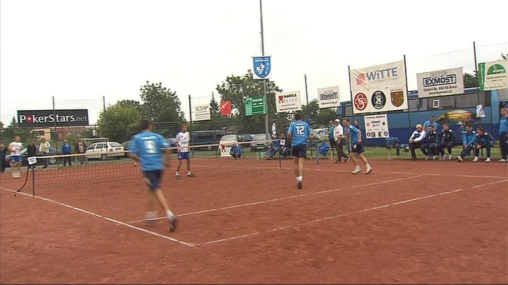 V prvním semifinálovém souboji Modřice rozdrtily Čelákovice jasně 5:0