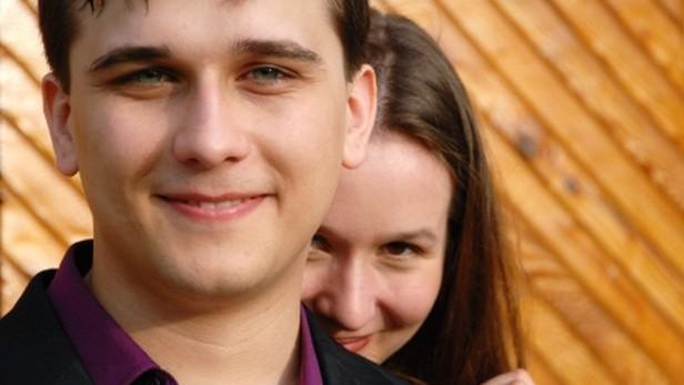 Pavel Mucha a Sophia Lamošová
