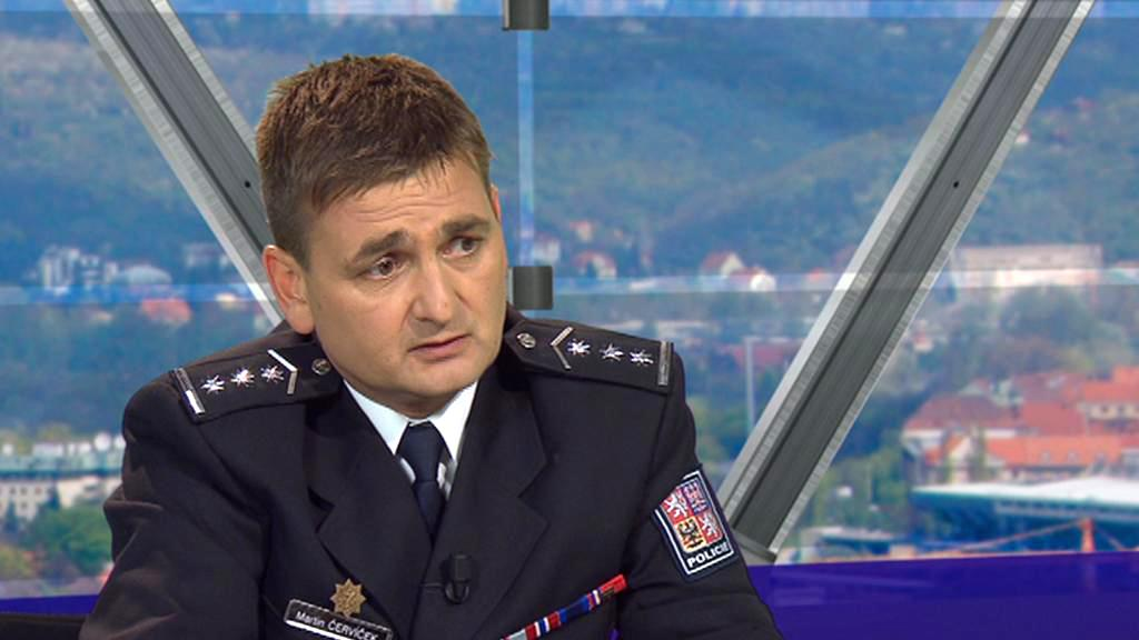 Martin Červíček v OVM
