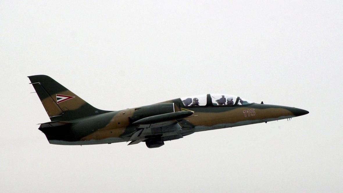 L-39 Albatros - ilustrační foto