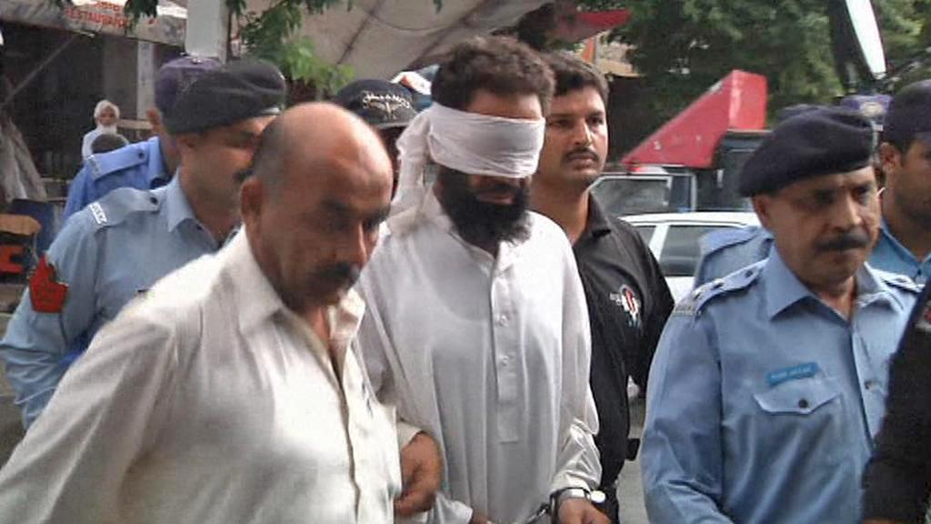 Zatčení imáma Chálida Čistího
