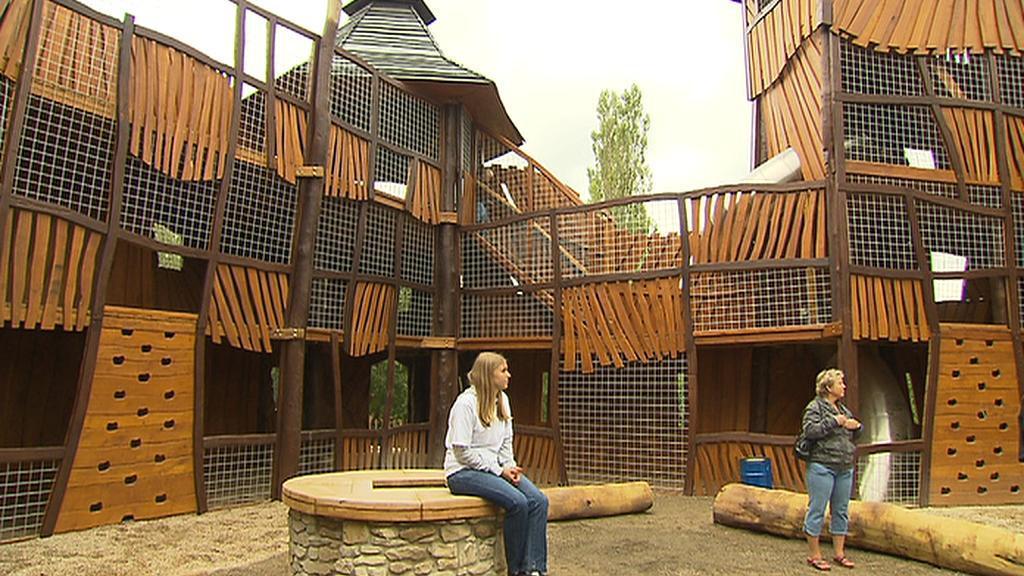 Zábavní park v Milovicích