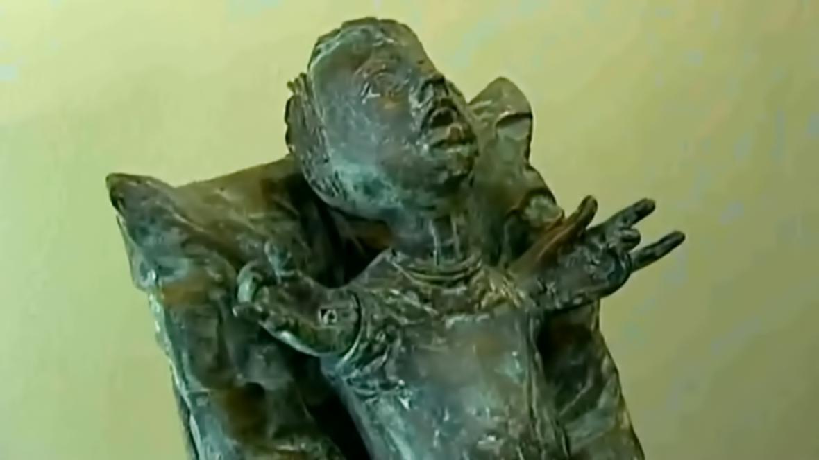 Pomník obětem Conterganu