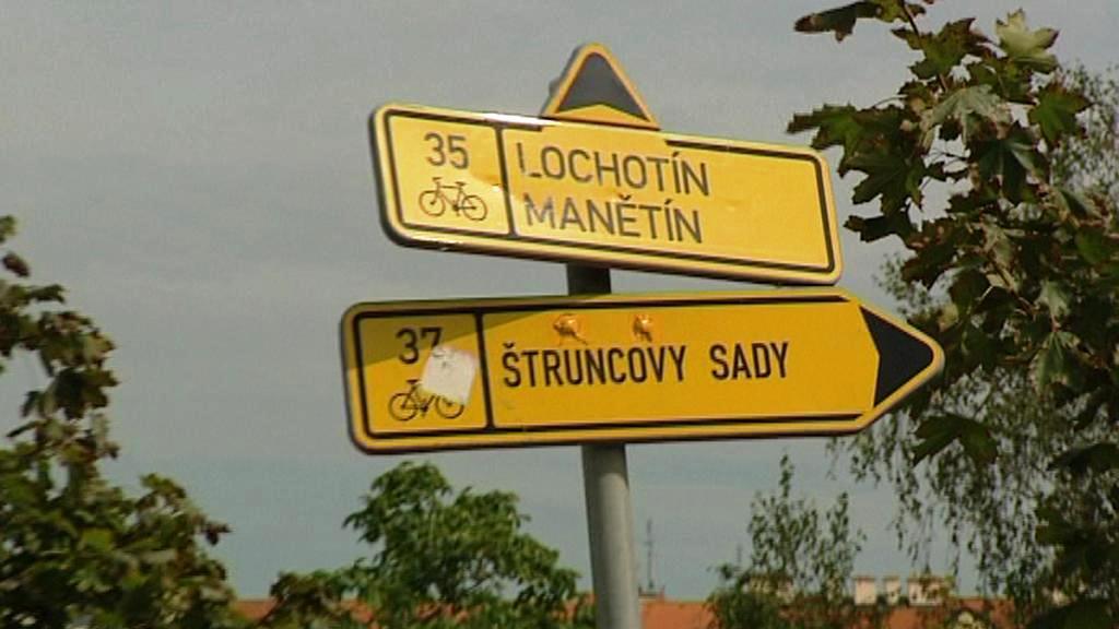 Plzeňské cyklostezky