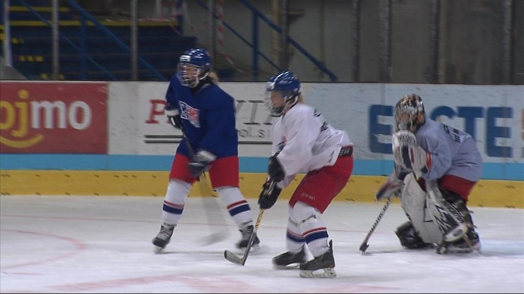 Na mistrovství světa v Ottawě chtějí Češky udržet elitní skupinu