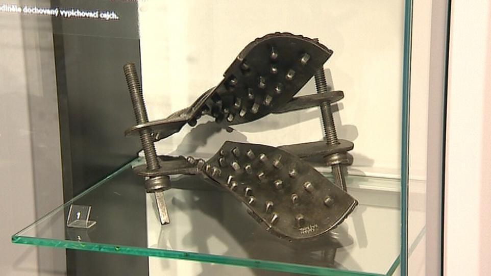 Součástí dalších expozic je i středověká tortura