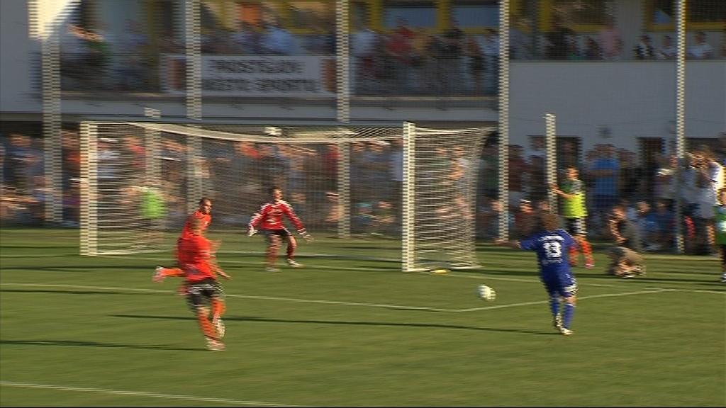 Olomouc zvítězila 4:1, Prostějov tak v poháru končí