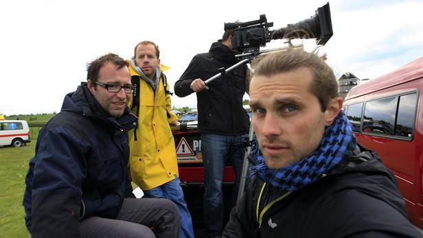 Natáčení dokumentu Váňa