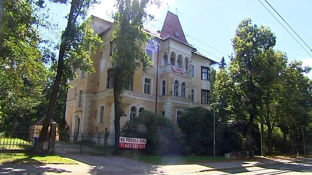 Město nabízí k prodeji tuto vilu na Masarykově třídě