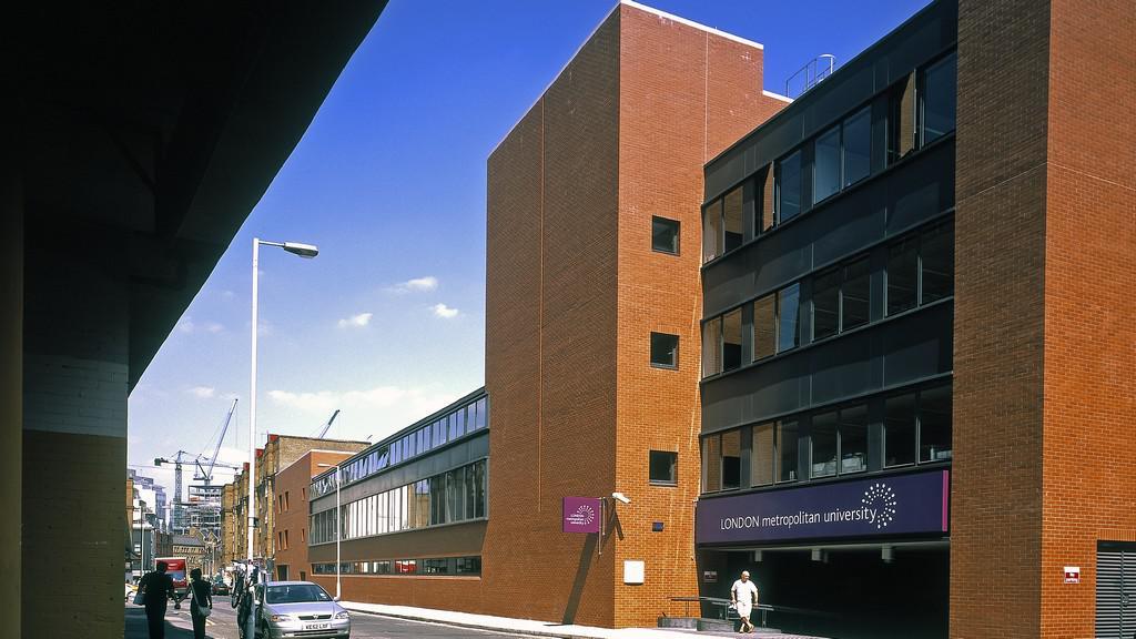 Londýnská metropolitní univerzita