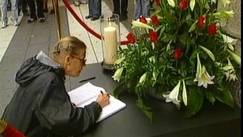 Výročí smrti Olofa Palmeho
