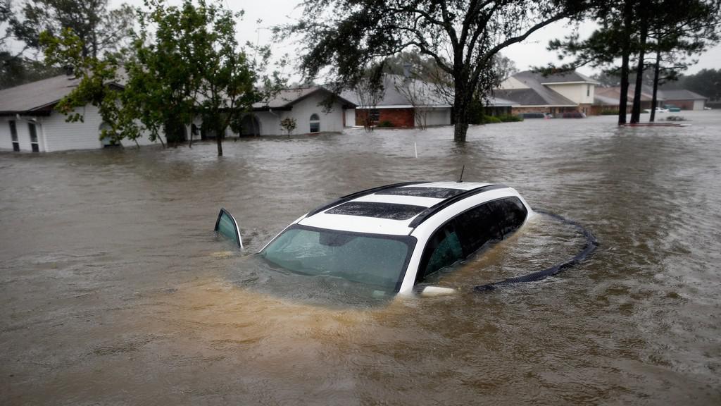 Bouře Isaac napáchala v Louisianě značné škody