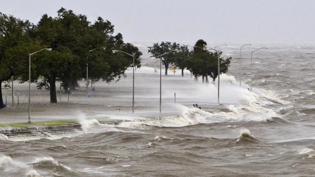 Hurikán Isaac